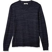 Marchio Amazon - Goodthreads - Soft Cotton V-neck Summer Sweater, pullover-sweaters Uomo
