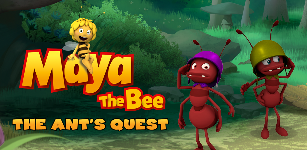 Maya L'abeille:The Ant's Quest Capture d'écran