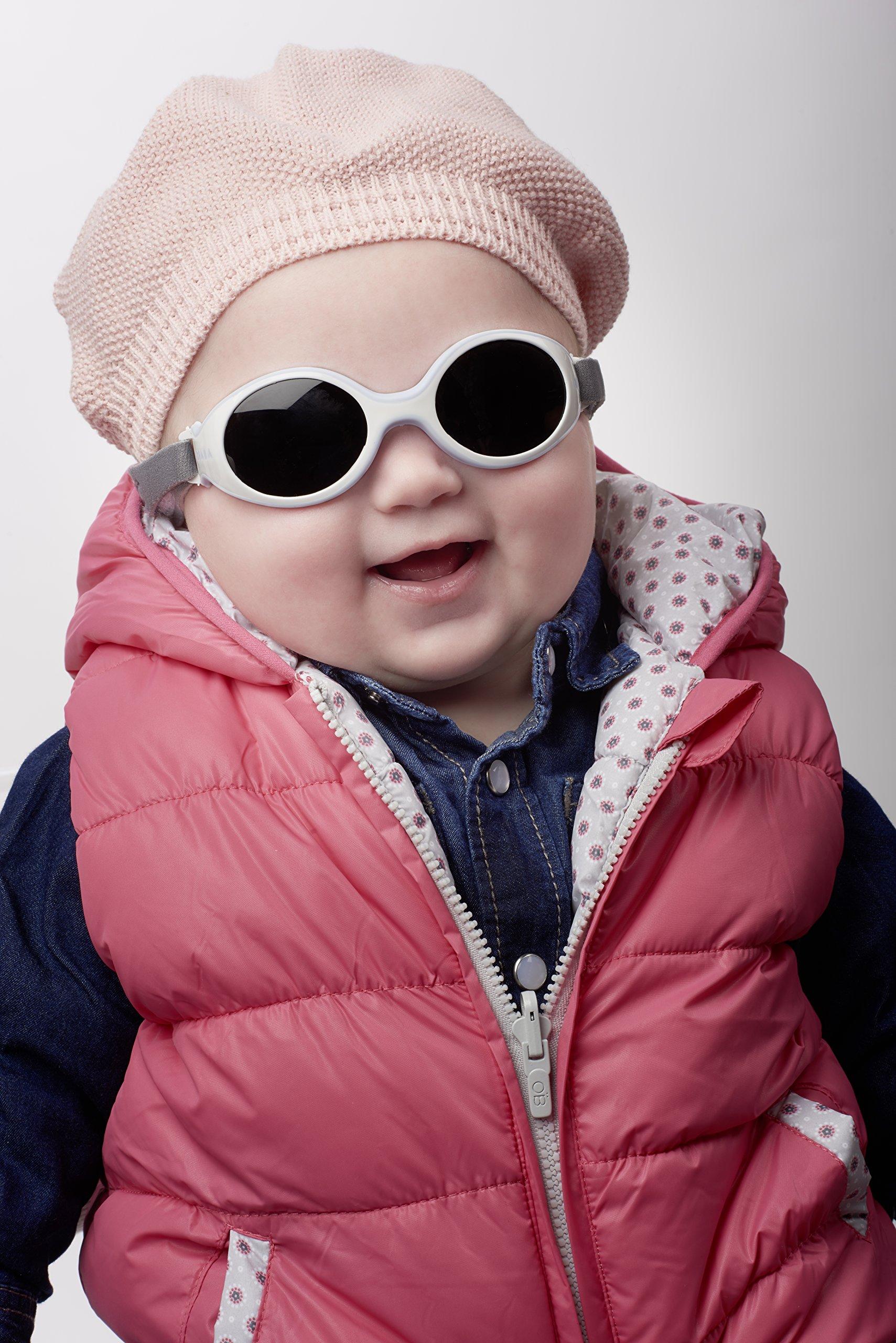 Béaba 930255 - Gafas con cinta para recién nacidos 2