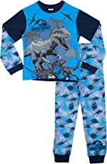 Jurassic World Jungen Schlafanzug
