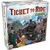 Days of Wonder DOW7202 Ticket to Ride: Europe