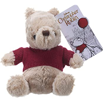 Disney Christopher Robin Collection Winnie the Pooh Soft Toy - 7inch/18cm