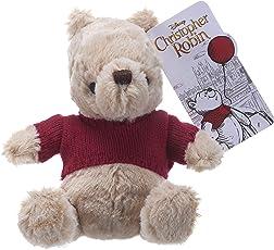 Disney Christopher Robin Collection Winnie The Pooh Weiche Spielzeug – 18 cm