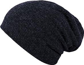 Noise Unisex Winter Lined Blue Beanie Cap