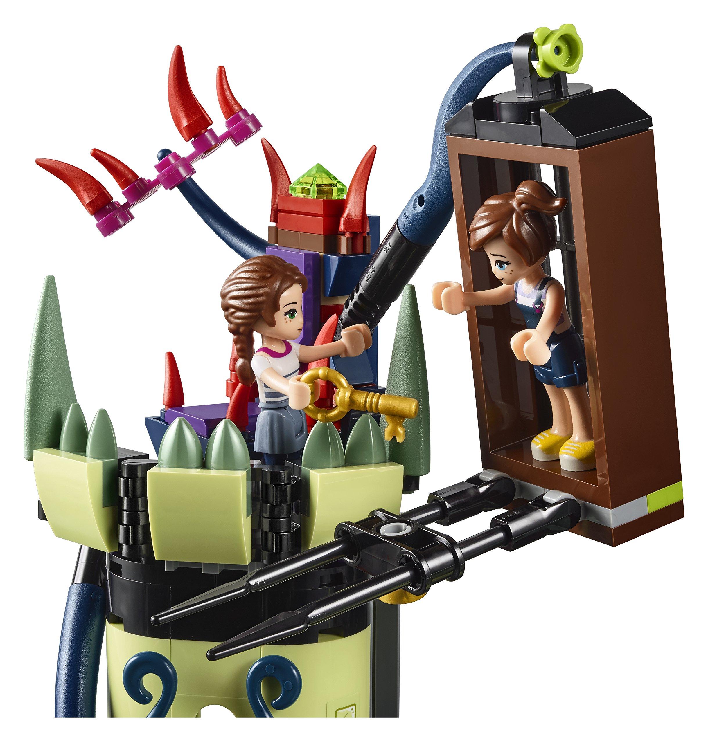 LEGO-Elves Evasione dalla Fortezza del Re dei Goblin Costruzioni Piccole Gioco Bambino, Multicolore, 804709 4 spesavip