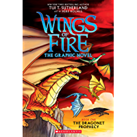 The Dragonet Prophecy (Wings of Fire Graphic Novel #1): A Graphix Book: The Graphic Novel (Wings of Fire Graphic Novels…