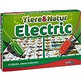 Noris 606013722 - Tiere und Natur Electric, Kinderspiel