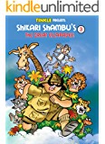 Shikari Shambu's The Great Escapades (Vol-3) : Tinkle Collection