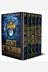 Agents of the Crown (The Complete Series: Books 1-5): An epic fantasy boxed set Kindle Edition