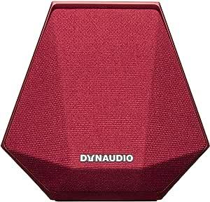 Dynaudio Music 1 Enceinte Compacte Sans Fil Wi-Fi Bluetooth - Rouge