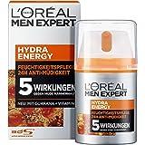 L'Oréal Men Expert Hydra Energy Fuktighetskräm, 50 ml,