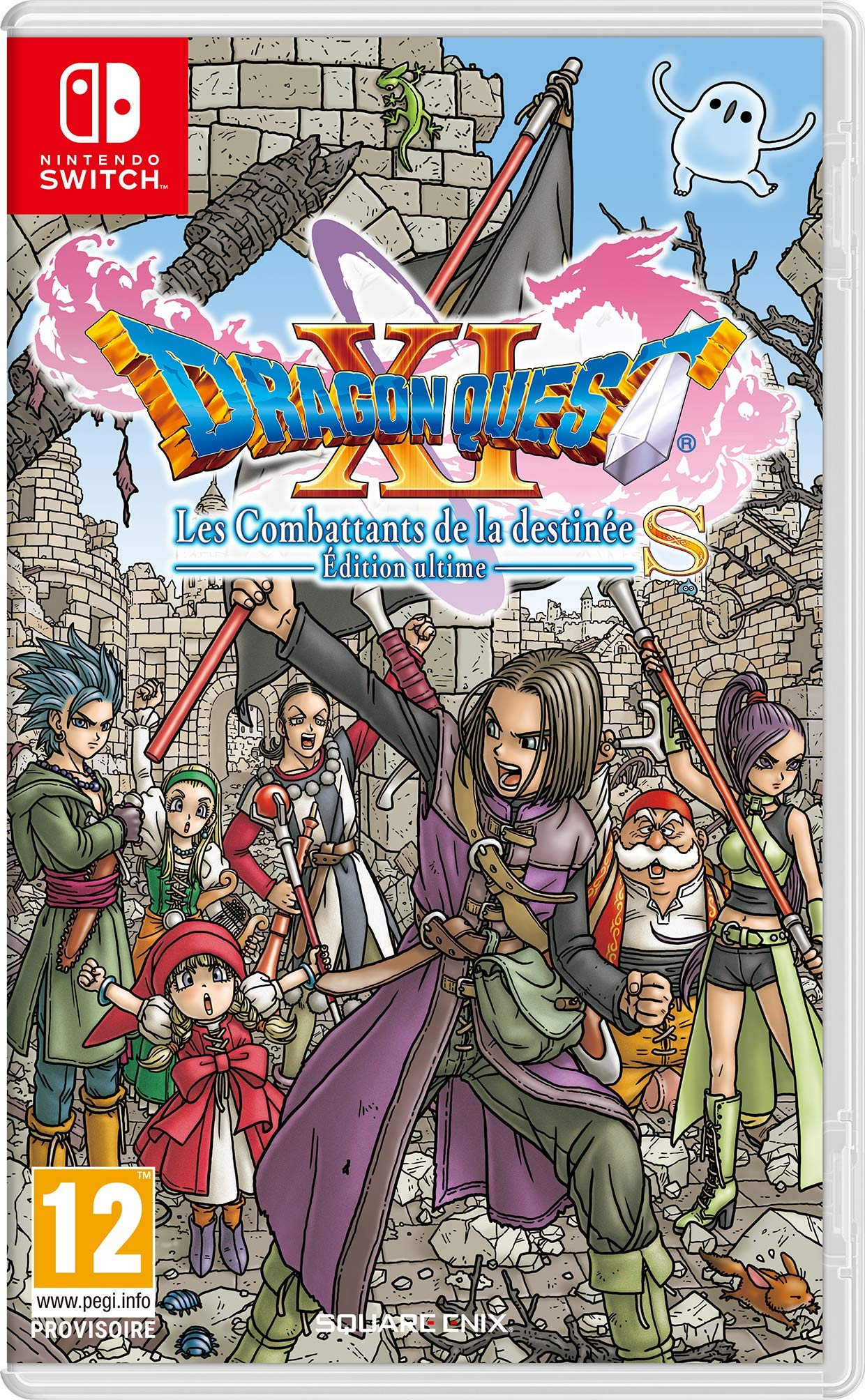 Dragon Quest Twister Parent FR