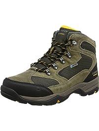 HiTec Men Storm Waterproof Light Hiking Boots