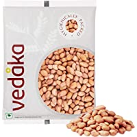 Amazon Brand - Vedaka Raw Peanuts, Pink, 500g