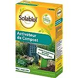 Solabiol SOACTI900 ACTIVATEUR DE Compost Naturel - PRÊT A l'emploi 900 G, Utilisable en Agriculture Biologique, 16 x 5 x 23 c