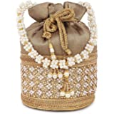 Bag Boutique Pearl Design Traditional Potli