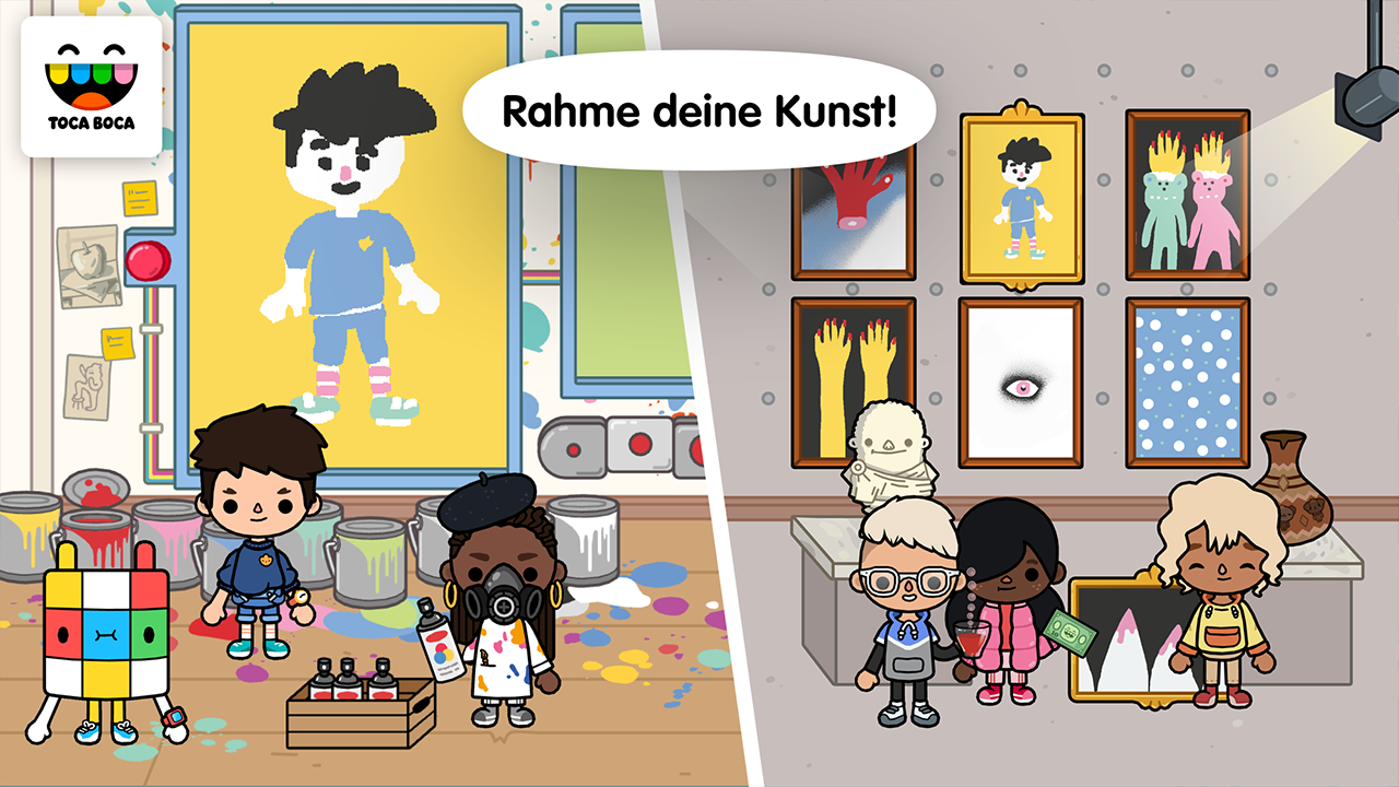Toca Life: After School: Amazon.de: Apps für Android