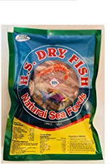 H.S Dry Fish Dry Anchovies (Nathli), 100g