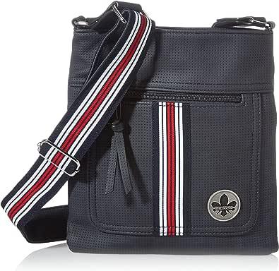 Rieker Damen H1021 Handtasche, Blau, 310x60x230