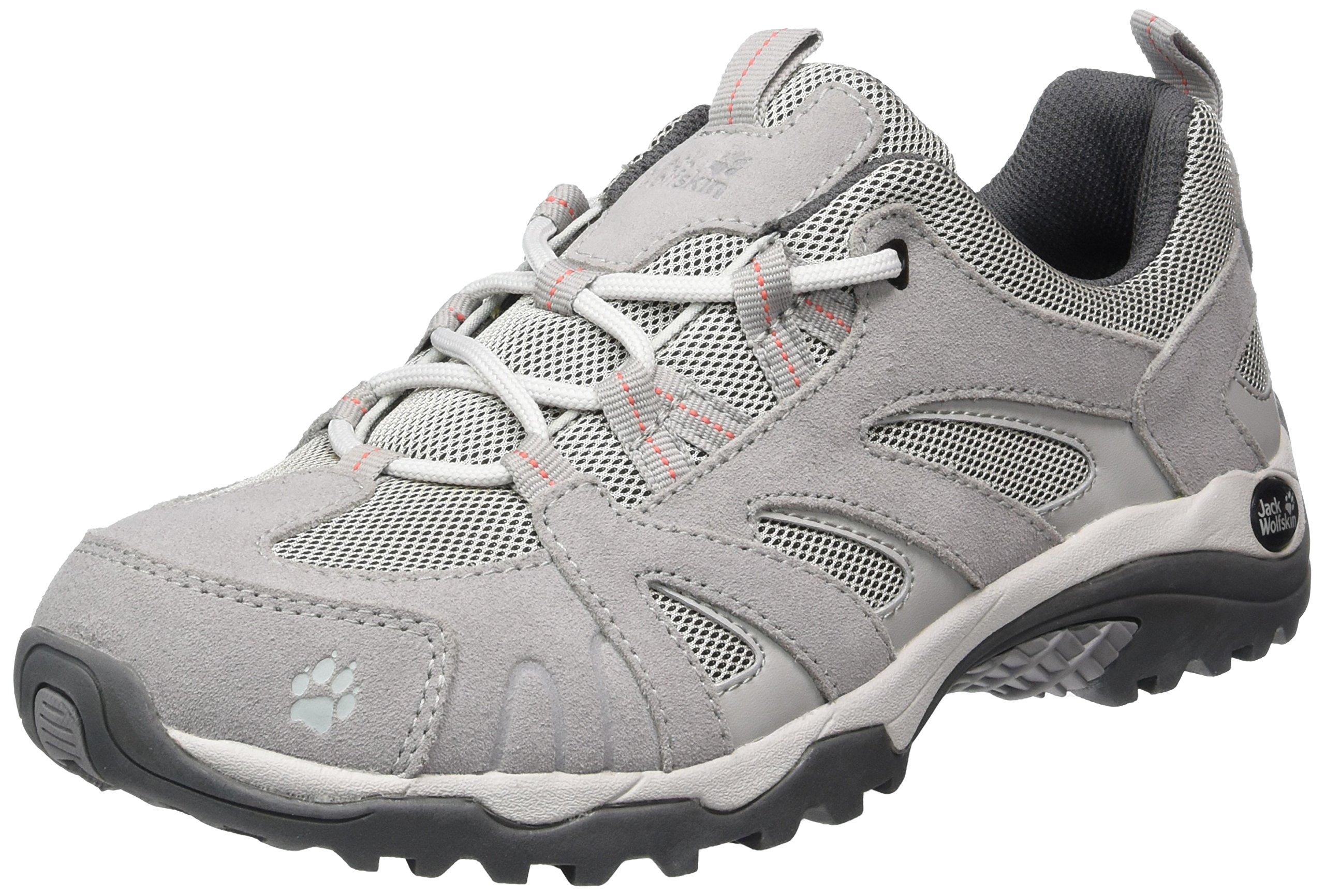 900cfa355a Jack Wolfskin Women's Vojo Hike Low W Shoe - UKsportsOutdoors