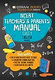 Oswaal NCERT Teachers & Parents Manual English Marigold Class 1 (For 2021 Exam)
