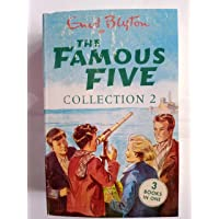The Famous Five Collection 2 (Famous Five: Gift Books and Collections)