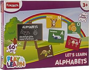 Funskool Alphabets Puzzles