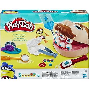 Hasbro Play-Doh Play-Doh B5520EU40 - Dottore Trapanino