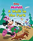 Disney Minnie A Walk in the Park Storybook