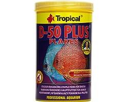 Tropical D-50 Plus - Pienso para Copos, 1 Unidad (1 l)