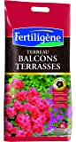 Fertiligene Terreau Balcons et Terrasses 6 L