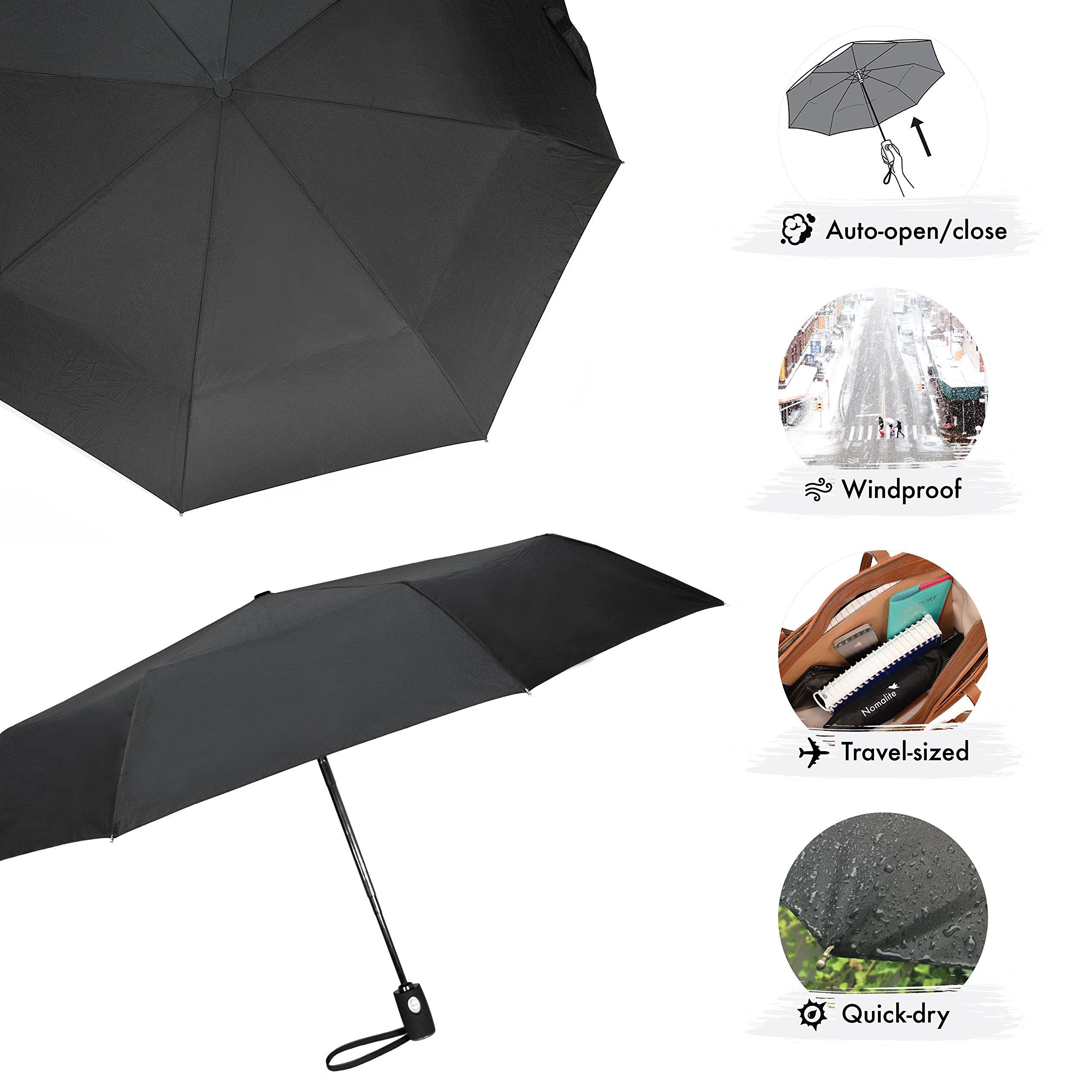 54 cm ENTRE TEMPS Parapluie D/ôme Enfant Parapluie canne Rouge//Turquoise//Rose//Violet