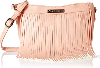 Caprese Pepa Women's Sling Bag (Peach)