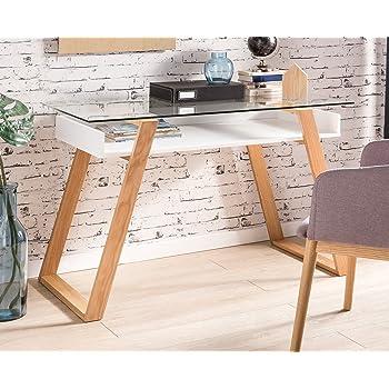 Bonvivo Designer Schreibtisch Massimo Moderner Sekretär In Einem