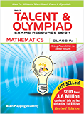 Talent & Olympiad Exams Resource Book-Class-4-Math
