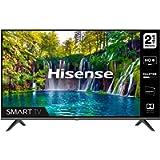 HISENSE 32A5600FTUK 32-inch Full HD 1080P Smart TV with dbx-tv Sound, WiFi, USB Playback, Netflix, Freeview play (2020…