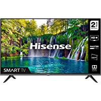 HISENSE 32A5600FTUK 32-inch Full HD 1080P Smart TV with dbx-tv Sound, WiFi, USB…