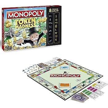Hasbro Monopoly Monopoly Token Madness, Edizione Speciale