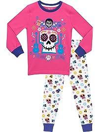 Disney - Pijama para niñas - Coco - Ajuste Ceñido
