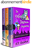 The Oxford Tearoom Mysteries Box Set Collection I (Prequel + Books 1 & 2) (English Edition)