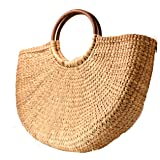 EleCraft Premium Water Hyacinth Top handle Bags