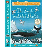 The Snail and the Whale Sticker Book (The Seven Sisters)