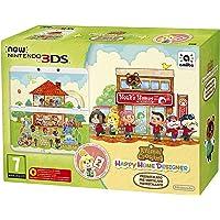New Nintendo 3DS + Animal Crossing: Happy Home Designer Pack [Bundle]
