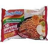 Indomie Fideos instantáneos Mi Goreng Peda paquete de 40 x 80 gr 0.08 ml - Pack de 40