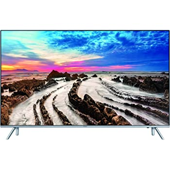 Samsung MU7009 163 cm (65 Zoll) Fernseher (Ultra HD, Twin Tuner, HDR 1000, Smart TV)