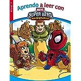 Aprendo a leer con los superhéroes Marvel - Nivel 1 (Aprendo con Marvel)