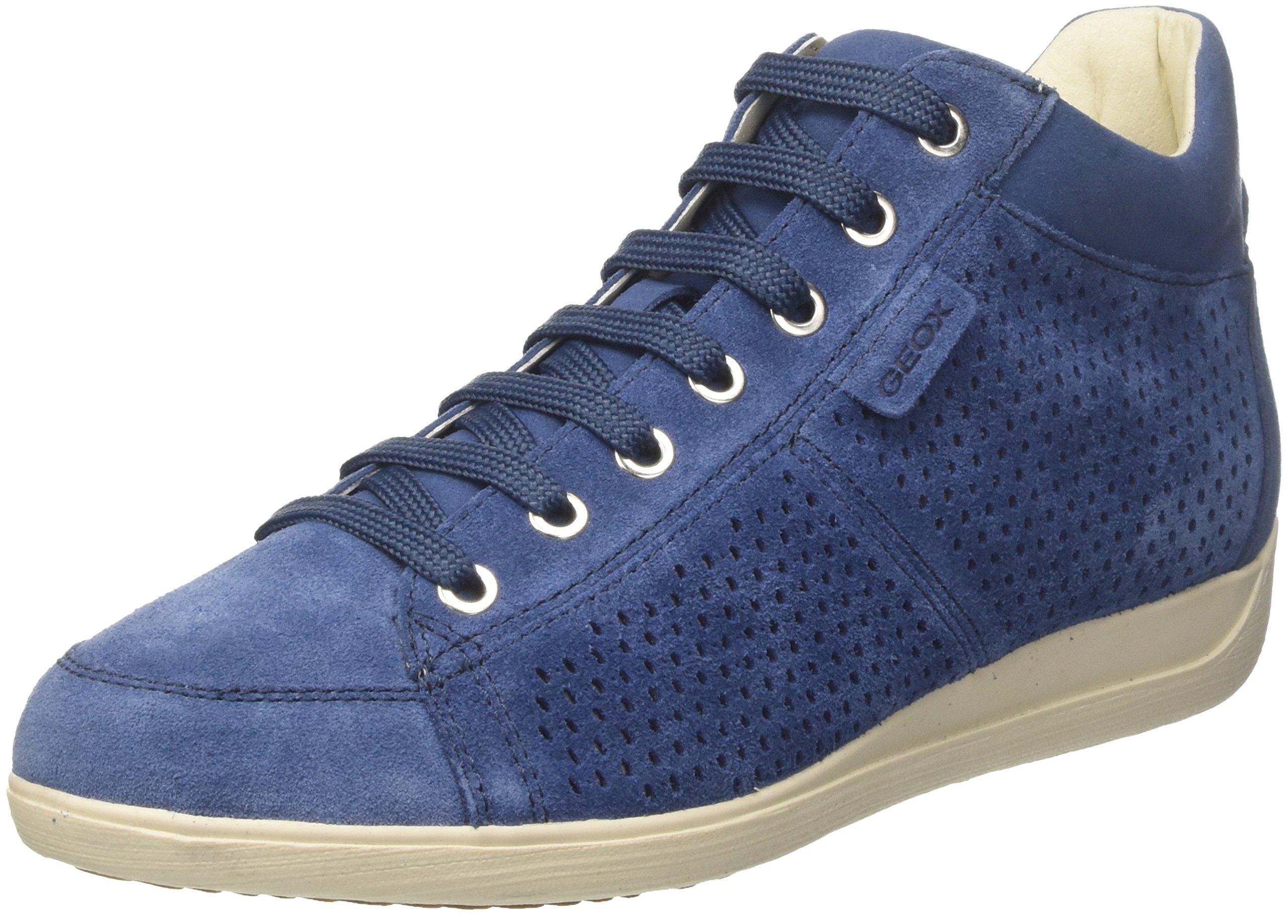 Geox Damen D Myria B Hohe Sneaker 1