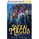 Isekai Magus: A LitRPG Progression Saga (The Fantasy World of Nordan Book 1) (English Edition)