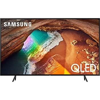 samsung q60r 163 cm 65 zoll 4k qled fernseher q hdr. Black Bedroom Furniture Sets. Home Design Ideas