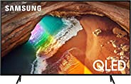 Samsung 55 Inch Flat Smart 4K QLED TV- 55Q60RA-Series 6, (2019)